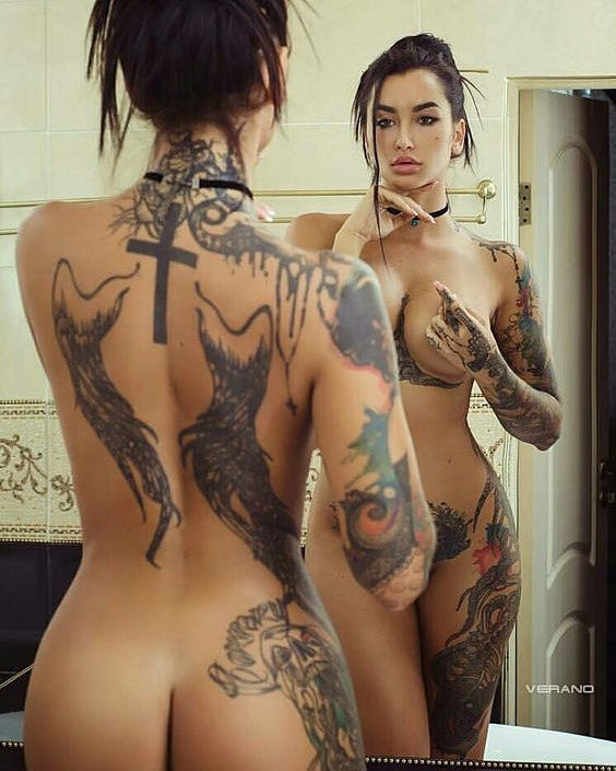Body art..