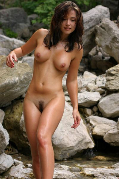 hot chick..