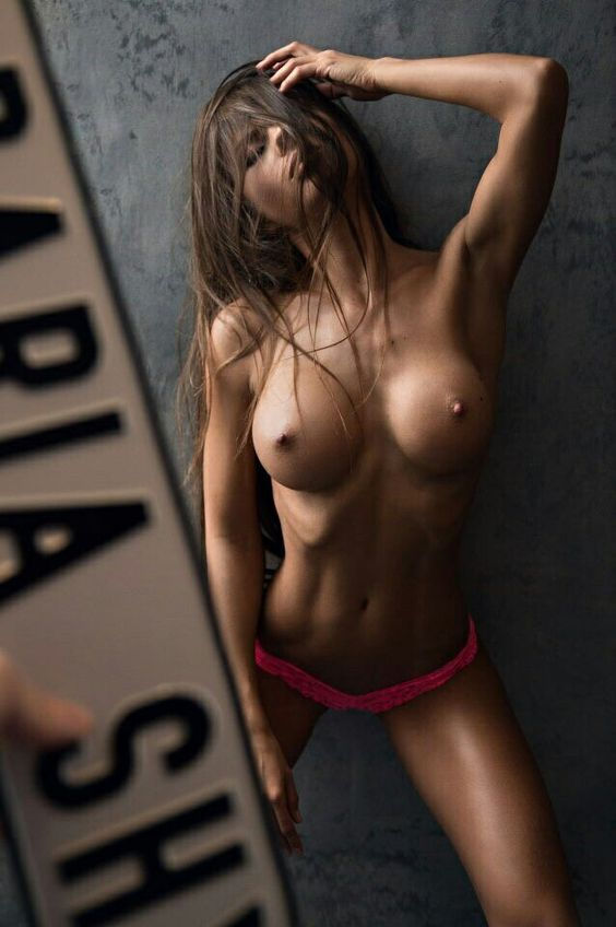 Topless and Sexy..