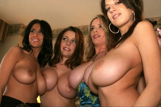 Women with large JUGS…