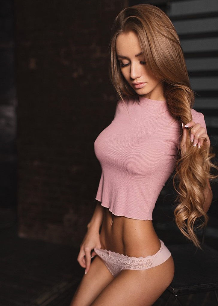 Gorgeous..Beautiful long hair and sexy hot..