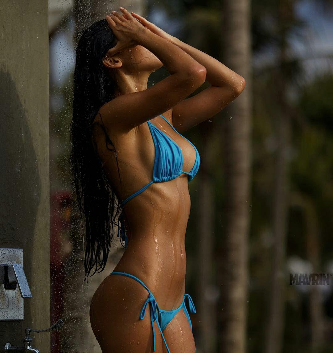 Nice abs..
