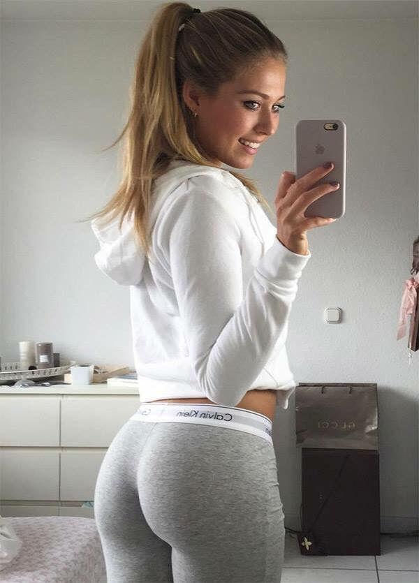 Sexy selfie..