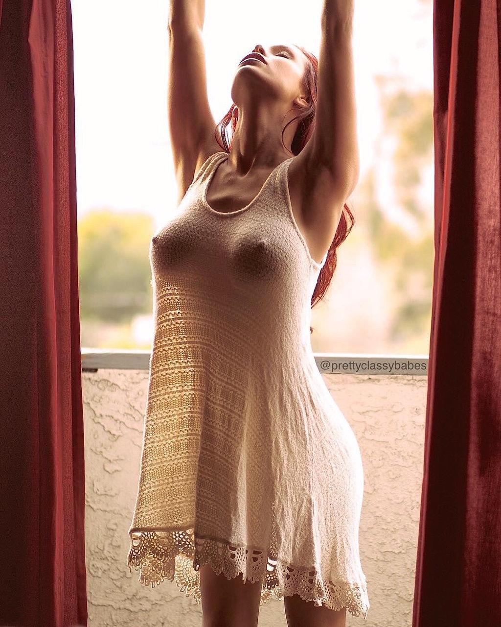 Sweet figure..awesome tits..