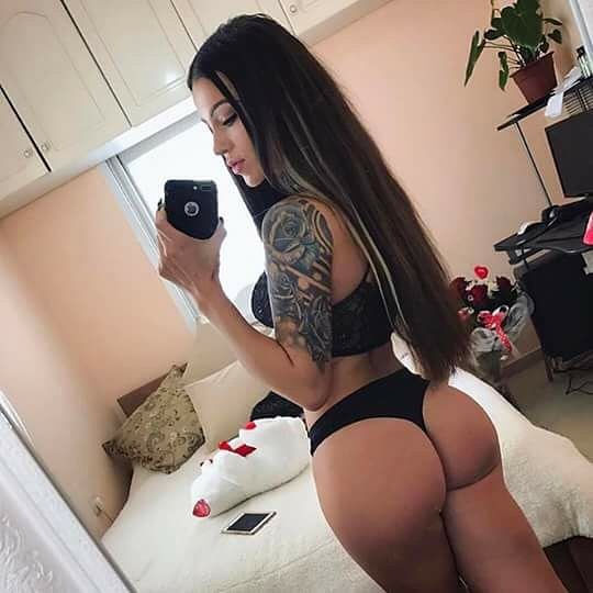 Gorgeous selfie