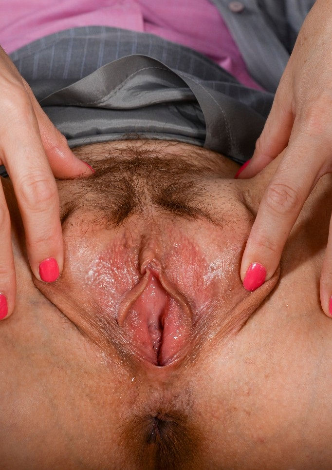 Open Pussy waiting for a big hard cock