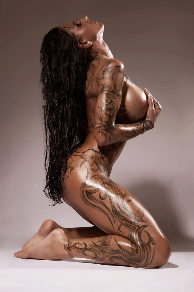 Awesome body..