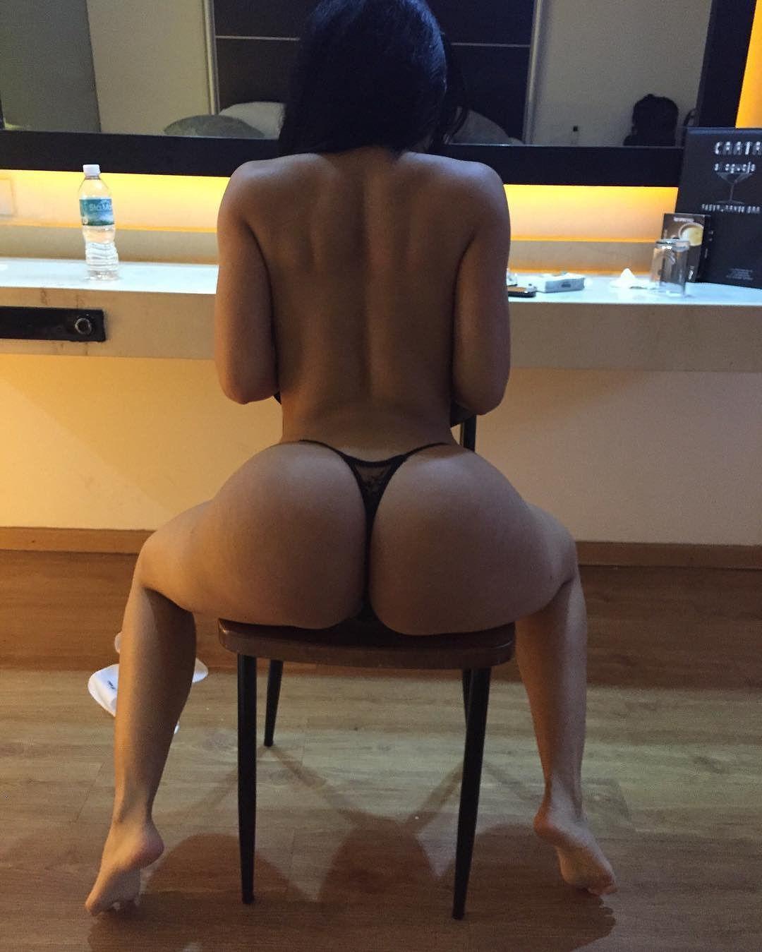 Sexy shaped ass..