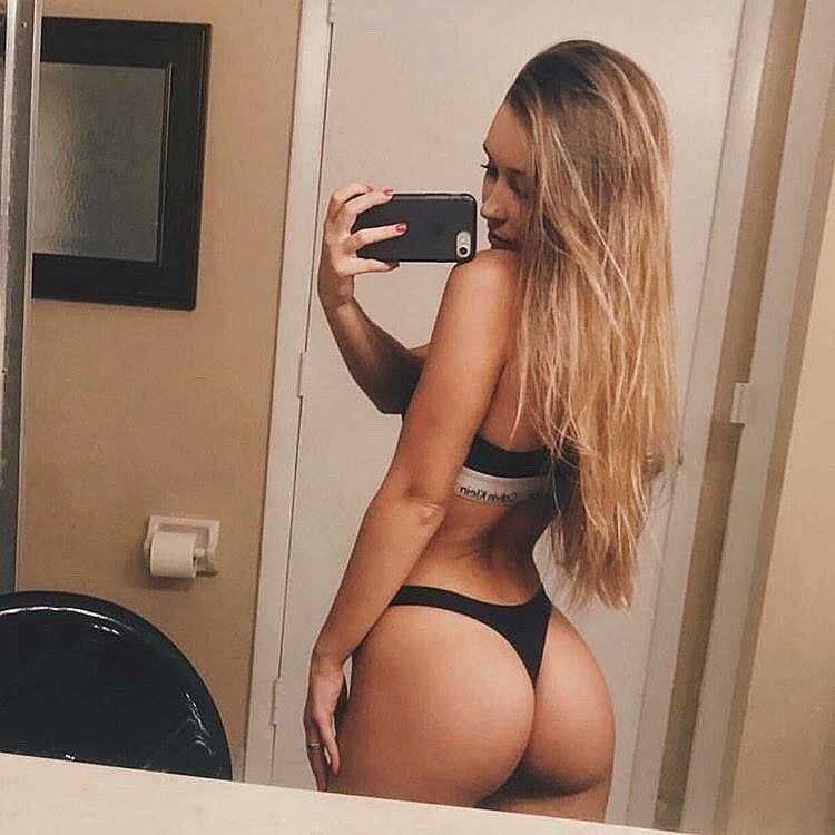 Sweet hot selfie..