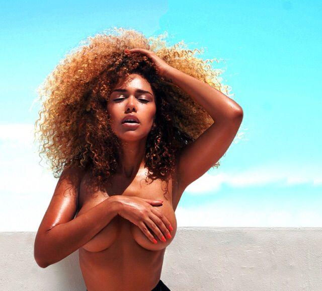 Name: Aisha Thalia, Profession: Glamour Model, Ethnicity: Black, Nationality: British Virgin Isl ...