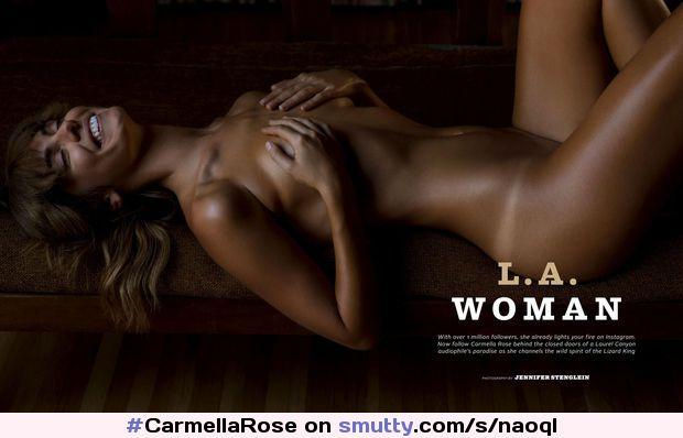 Name: Carmella Rose, Profession: Supermodel, Ethnicity: Caucasian, Nationality: United States, P ...