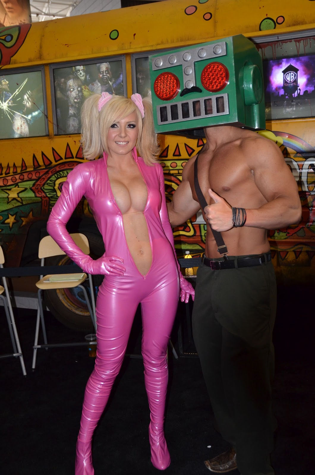 Jessica Nigri as Juliet Starling