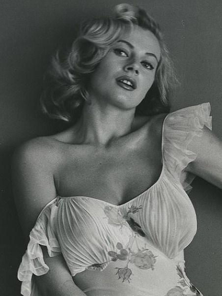 Name: Anita Ekberg, Profession: Actress, Ethnicity: Caucasian, Nationality: Sweden, Place of Bir ...