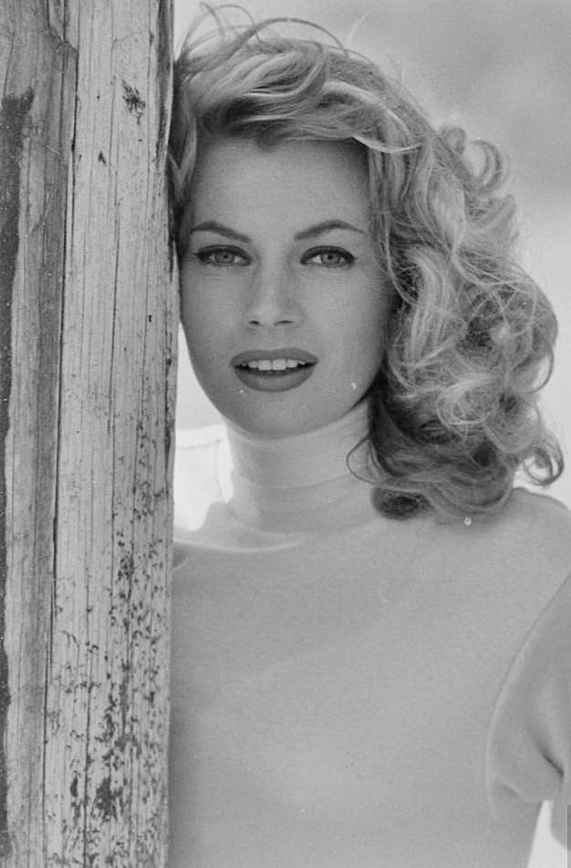 Name: Anita Ekberg, Profession: Actress, Ethnicity: Caucasian, Nationality: Sweden, Place of Bir ...