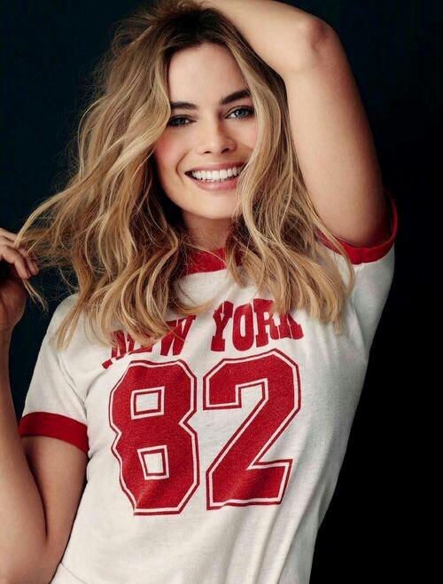 Name: Margot Robbie, Profession: Actress, Ethnicity: Caucasian, Nationality: Australia, Place of ...