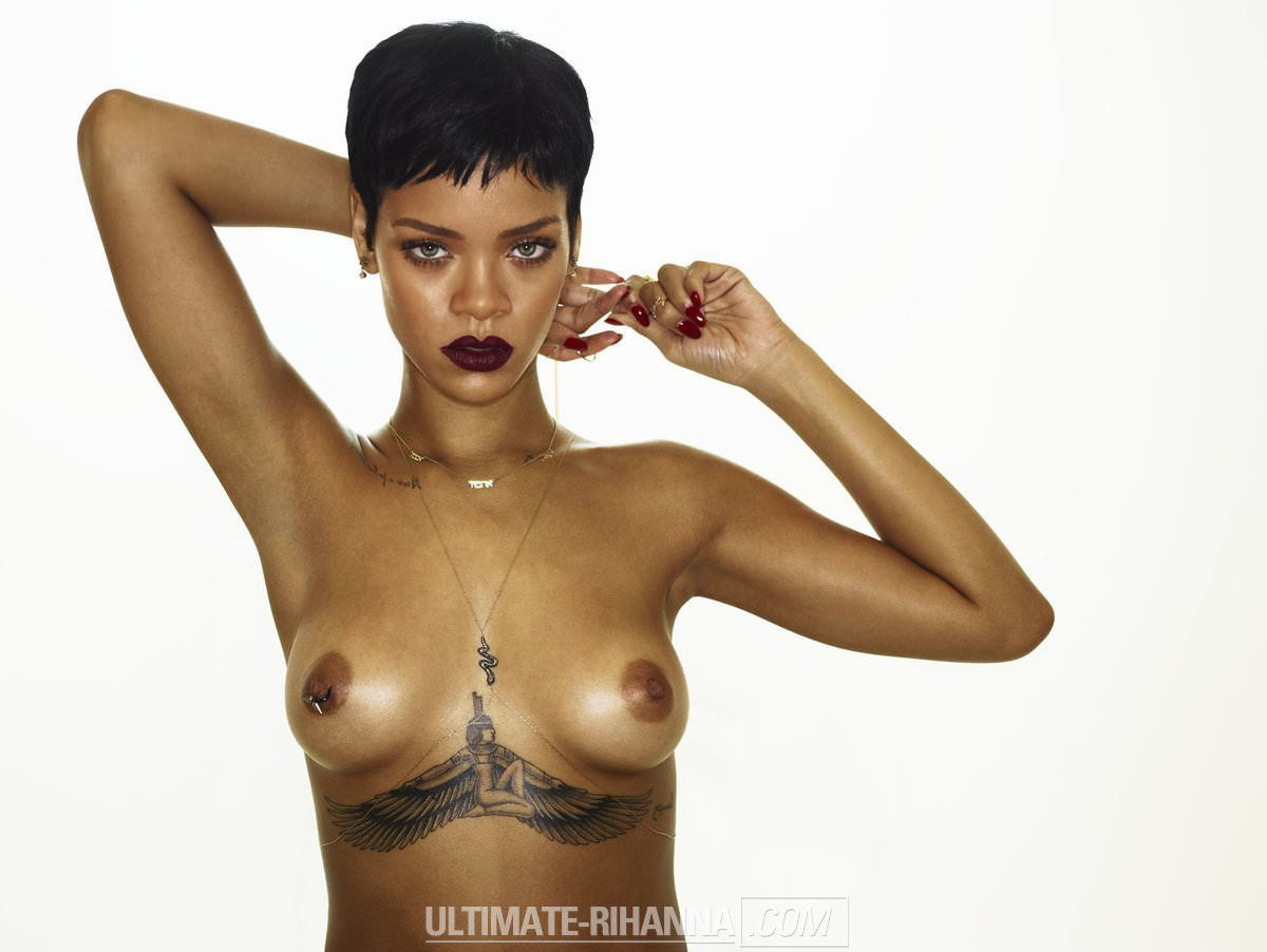 Rihanna Unapologetic Album Photo shoot