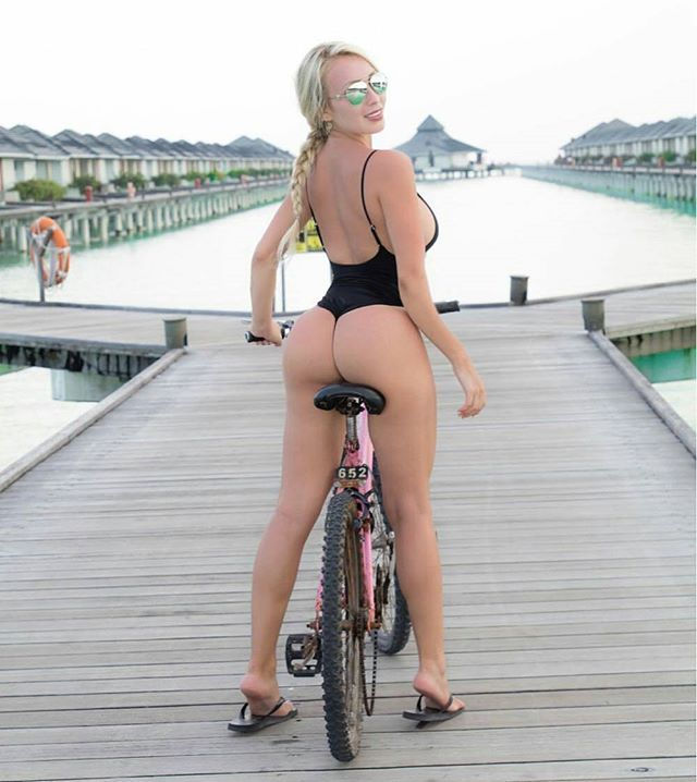 Like to go bike riding..😉