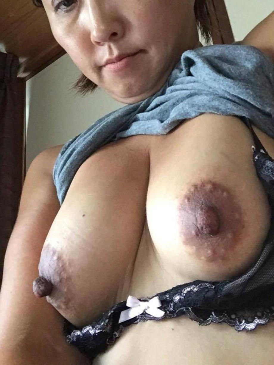 Older mexican women has big nipples