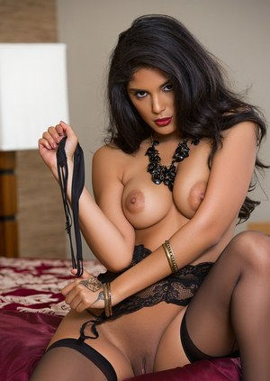 Tied, gagged and in sexy lingerie – can it get any better ;)