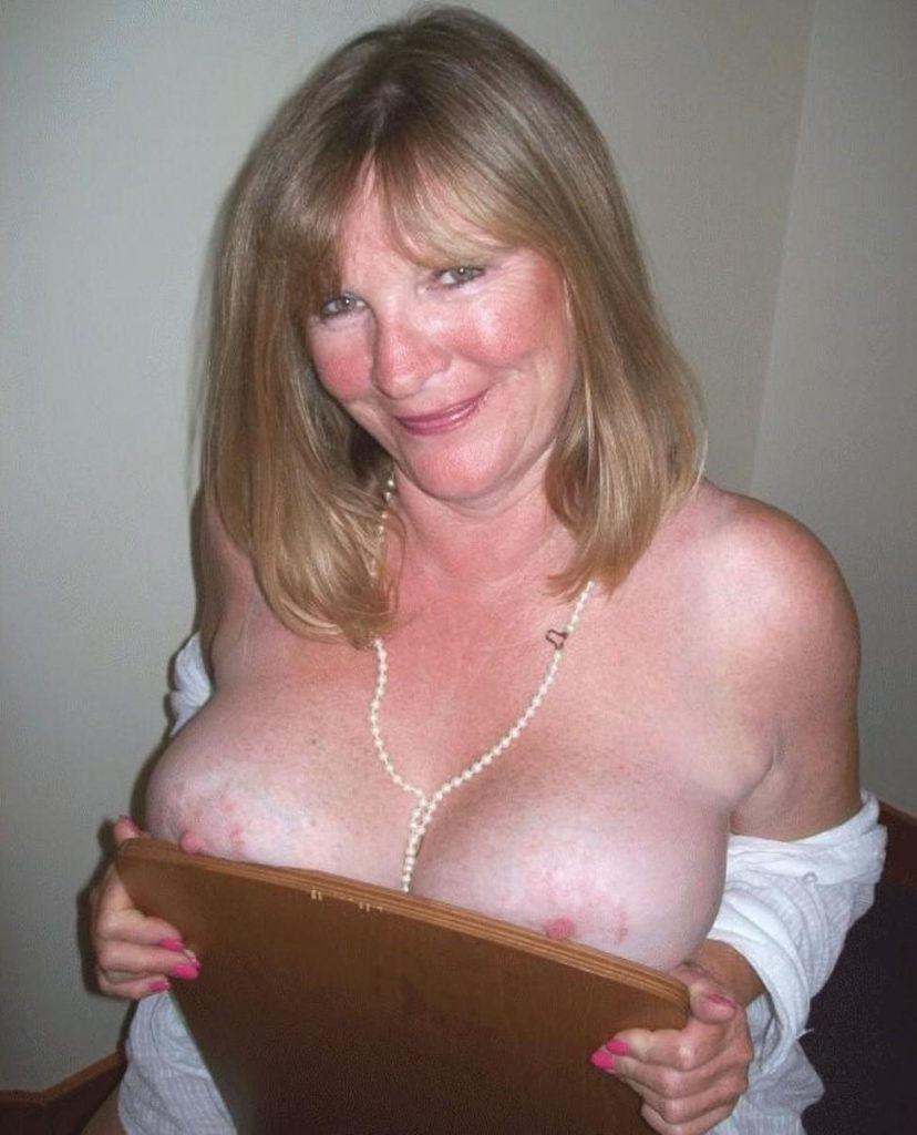 Mature Mexican Big Tits