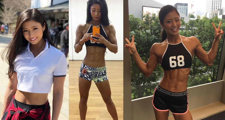 Mai Tano from Japan