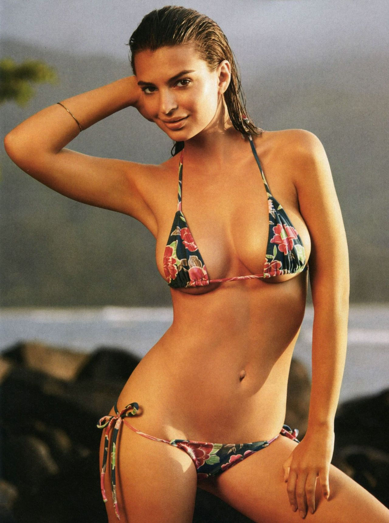 Name: Emily Ratajkowski, Profession: Actress, Ethnicity: Caucasian, Nationality: United Kingdom, ...