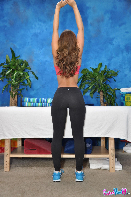 Remy lacroix yoga pants