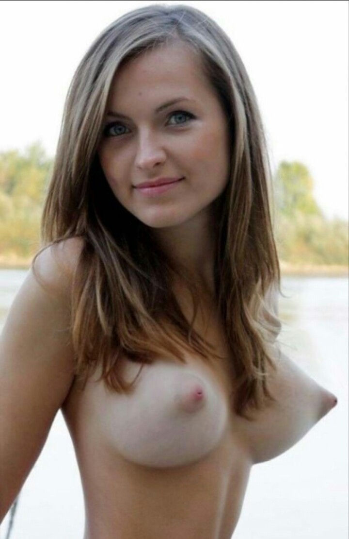 Amateur Blonde with Amazing Perky Tits