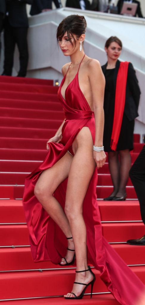 Name: Bella Hadid, Profession: Supermodel, Ethnicity: Caucasian, Nationality: United States, P.O ...