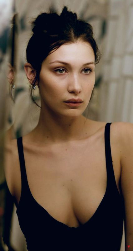 Name: Bella Hadid, Profession: Supermodel, Ethnicity: Caucasian, Nationality: United States, P.O ...