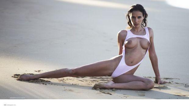 Name: Elisa Meliani, Profession: Adult Model, Ethnicity: Caucasian, Nationality: France, P.O.B:  ...