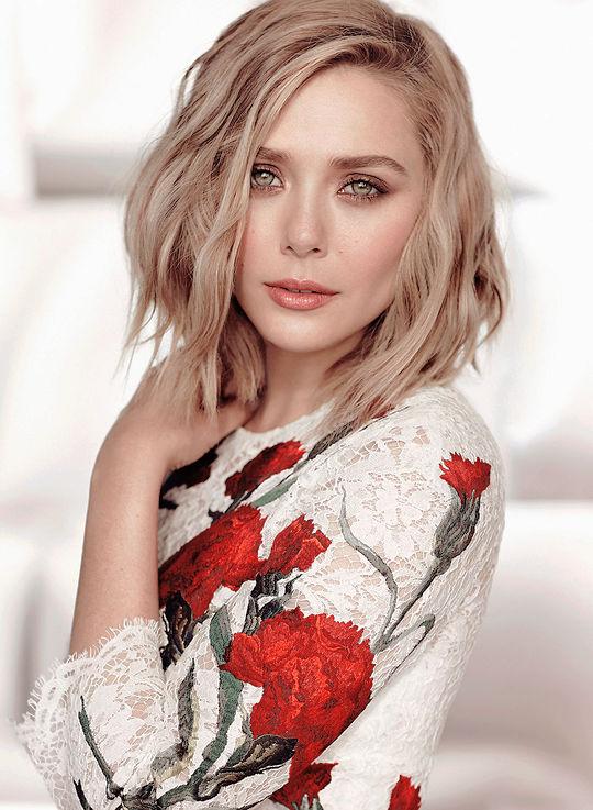 Elizabeth Olsen..
