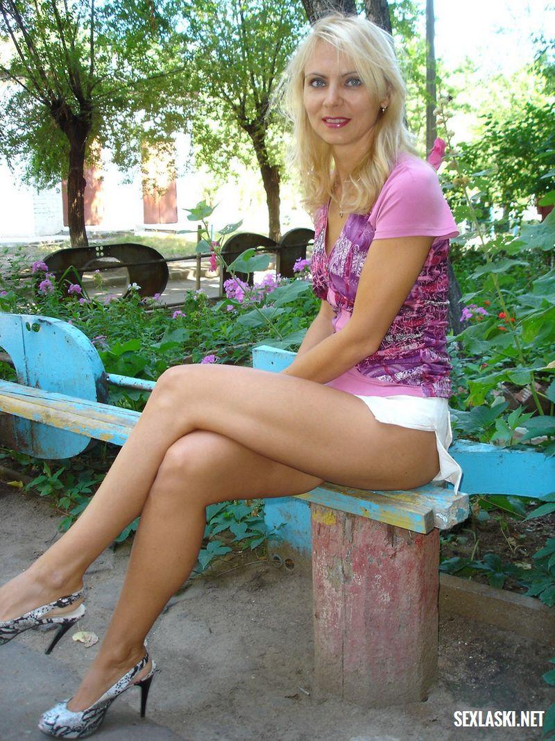 Fotka z profilu ładnej dziewczyny na polskim portalu erotycznym