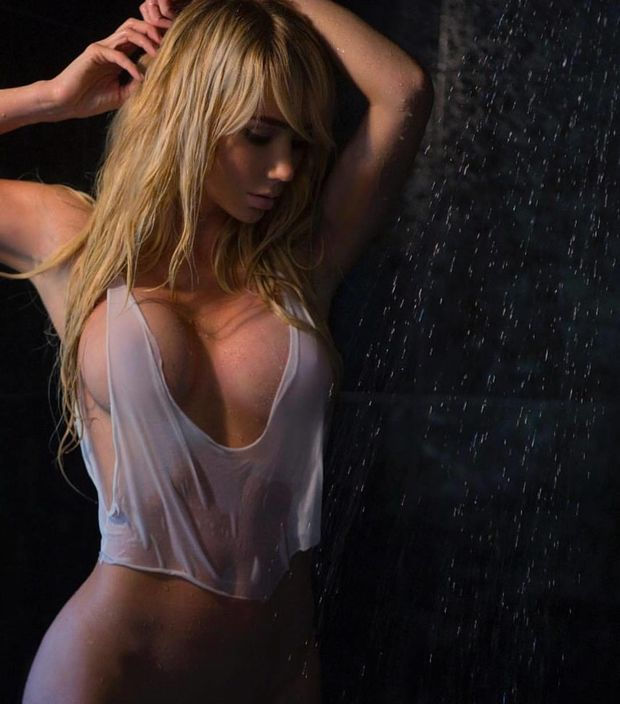 Name: Sara Jean Underwood, Profession: Centerfold, Ethnicity: Caucasian, Nationality: United Sta ...