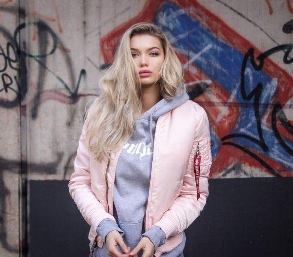 Name: Melinda London, Profession: Fashion Model, Nationality: Germany, P.O.B: Dusseldorf, Dussel ...