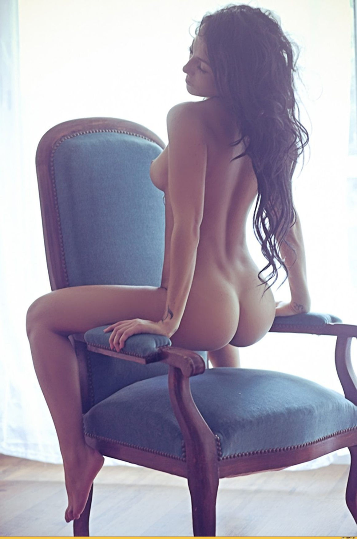 Whats missing?…me sitting on the chair..😉😆