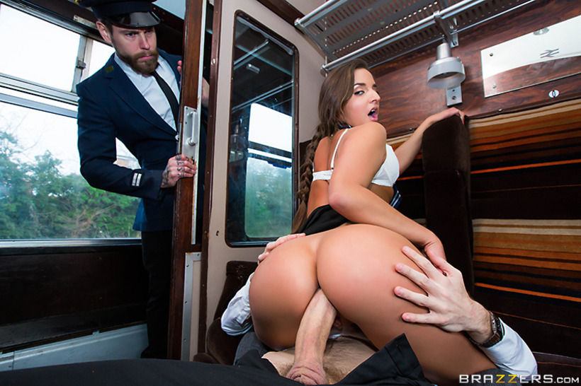 Amira Adara – fucking in the train