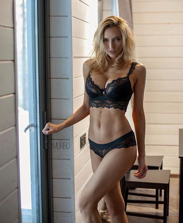Name: Anastasia Martzipanova, Profession: Glamour Model, Ethnicity: Middle Eastern, Nationality: ...