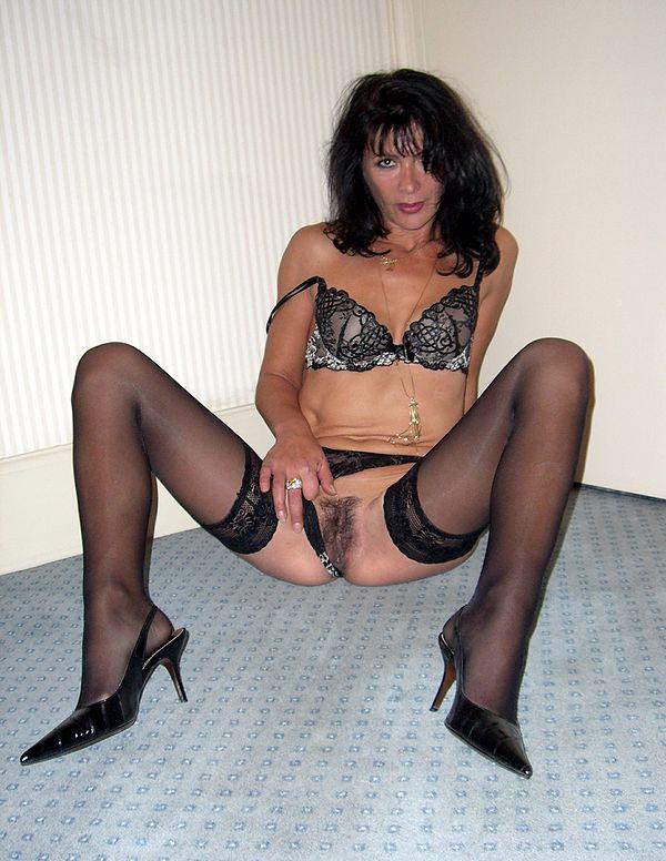 Sex czat z dojrzałą dziwką