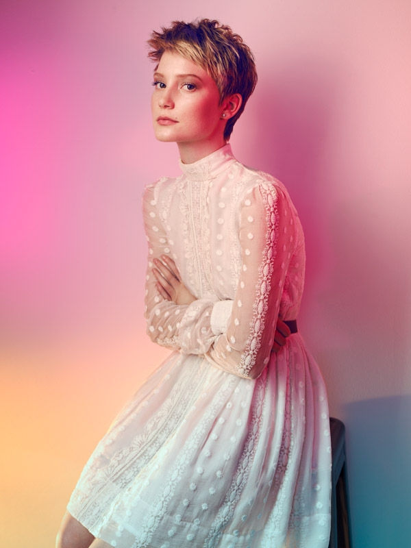 Name: Mia Wasikowska, Profession: Actress, Ethnicity: Caucasian, Nationality: Australia, Place o ...