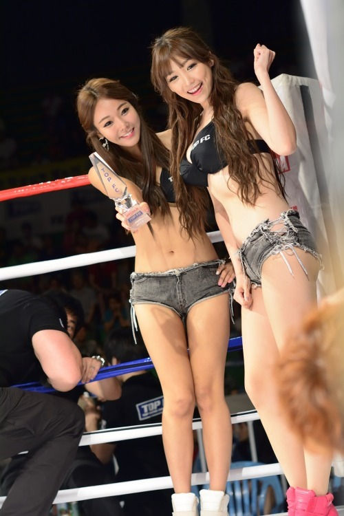 Asian ring girls