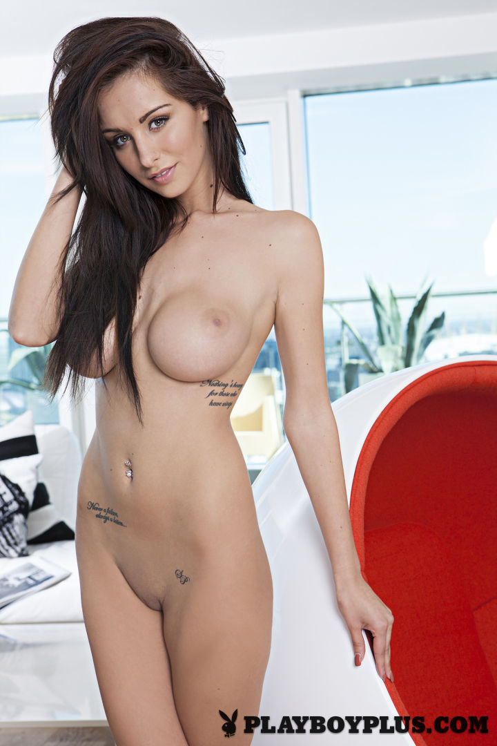 Playboy Cybergirl Paige Phillips