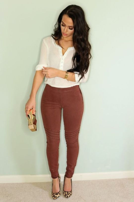 Love the outfit..