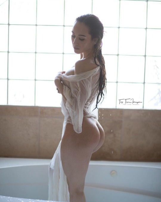 sexy and wet