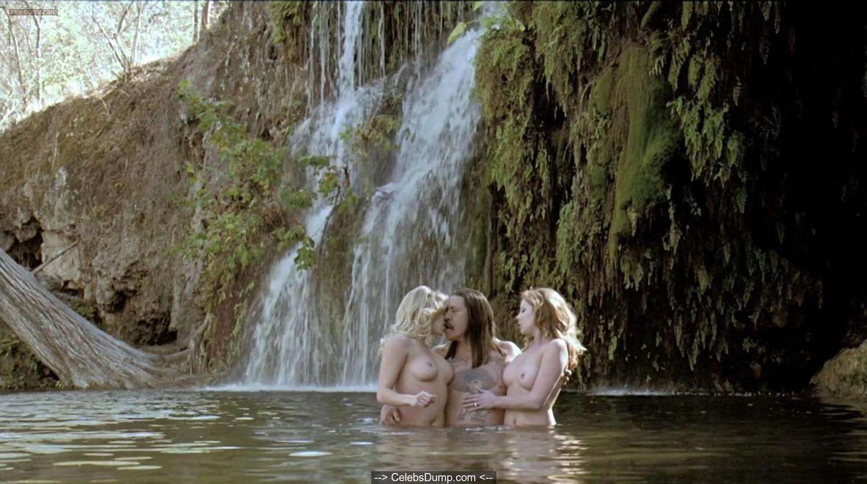 Lindsay Lohan and Alicia Rachel Marek nude in Machete
