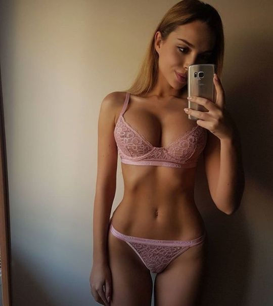 sexy and shapely