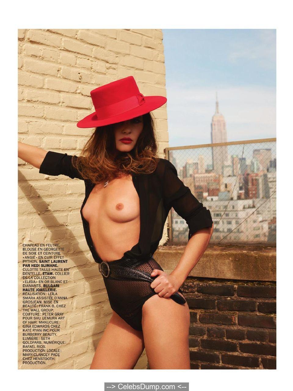 Virginie Ledoyen topless