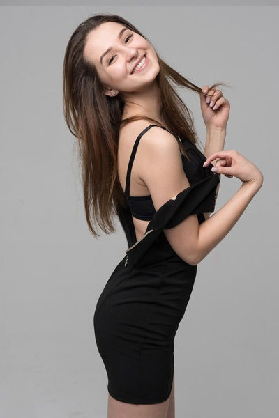 Dasha embodies the power of youth and innate talent in sex, helping to make her one of the great ...