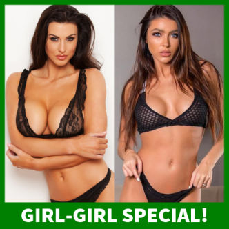 Join Alice Goodwin and Yasmin Williams for a girl-on-girl webcam show on Babestation Cams!