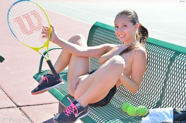 tennis flasher